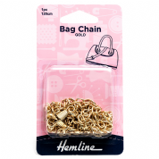 Bag Chain - 120cm - Gold - H4513.GD